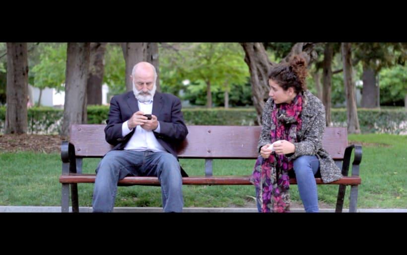 Mediometraje: El Hombre de la Botella.  10