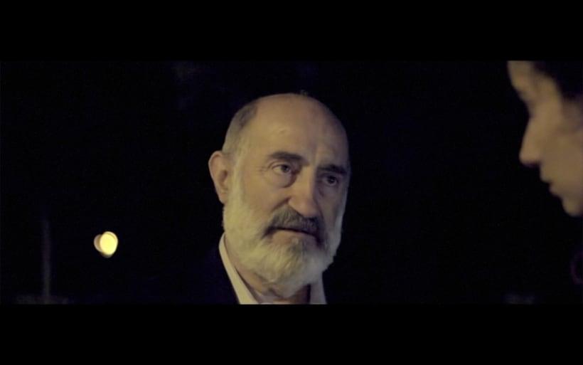 Mediometraje: El Hombre de la Botella.  14