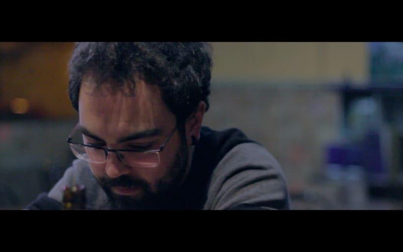 Mediometraje: El Hombre de la Botella.  20