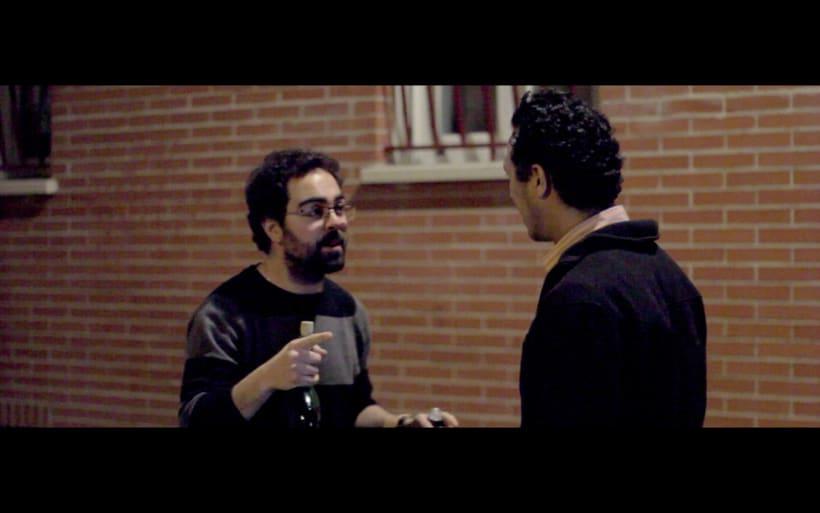 Mediometraje: El Hombre de la Botella.  21