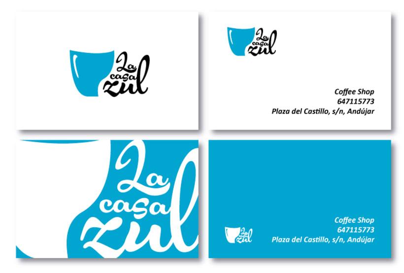 La casazul coffee shop 0