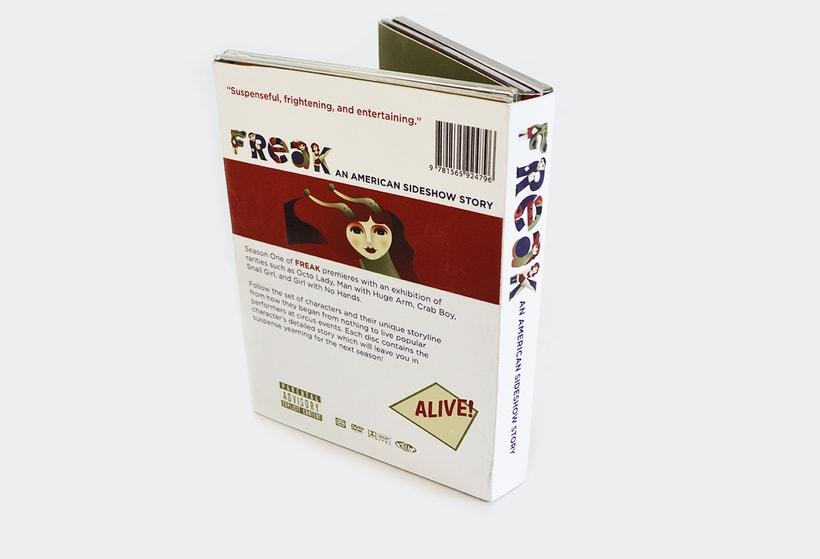 FREAK 5 Disc Series 5