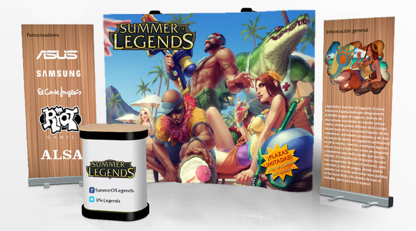 Summer of Legends 7