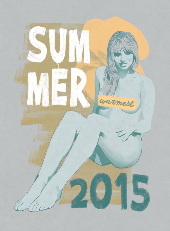 Warmest Summer 2015 0