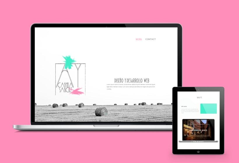Mi Proyecto del curso Diseño web: Be Responsive! 0