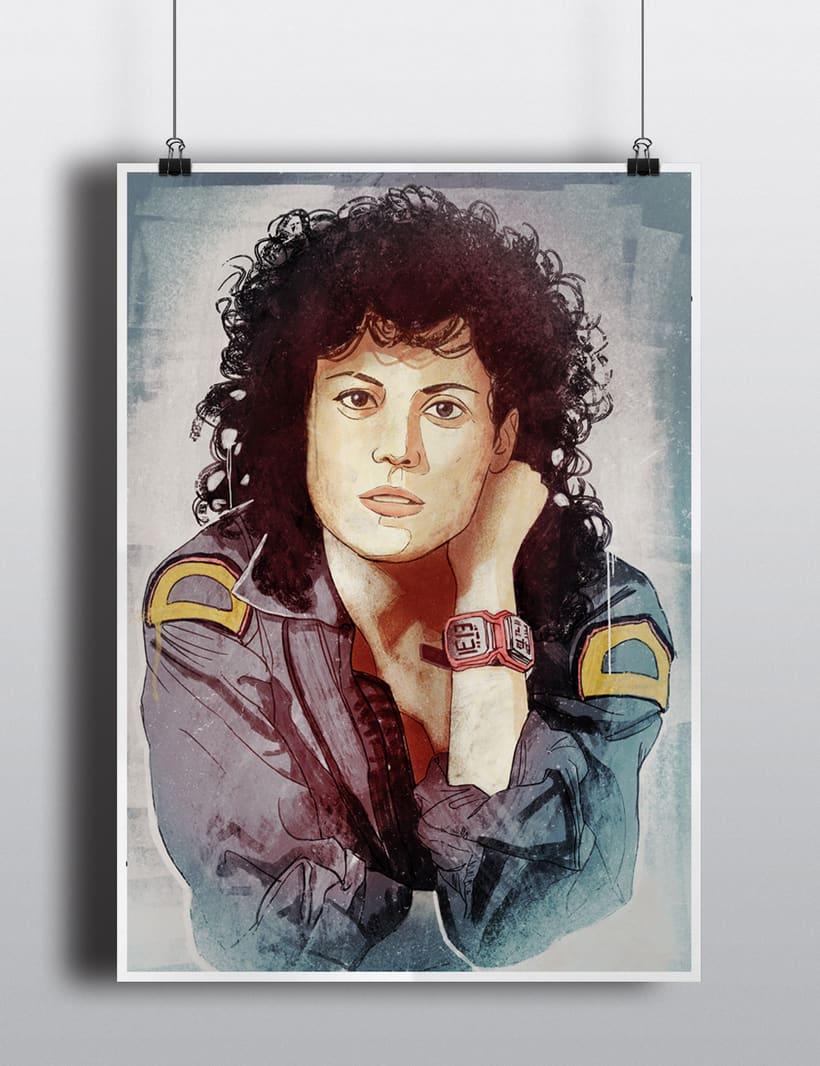 Teniente Ripley 2