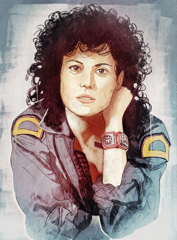 Teniente Ripley 0