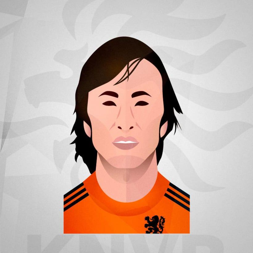 Magos (Maradona, Cruyff, Ronaldinho, Zidane, Pirlo, Kiko & Arda) 1