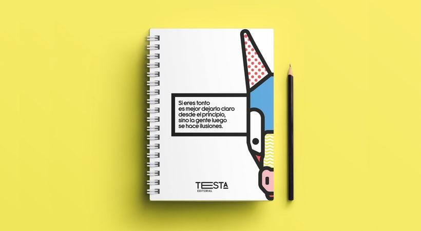 Testa Editorial 11