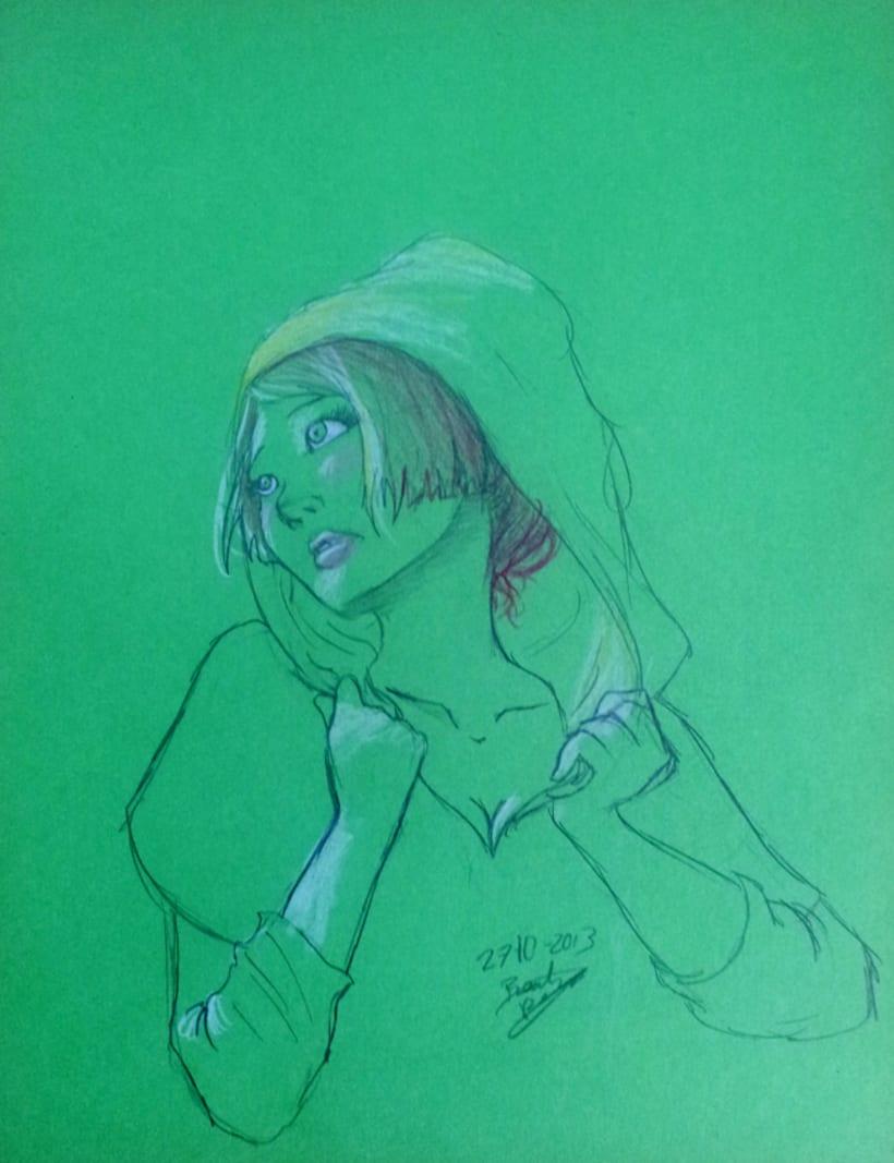 Serie de Ilustraciones Color 1