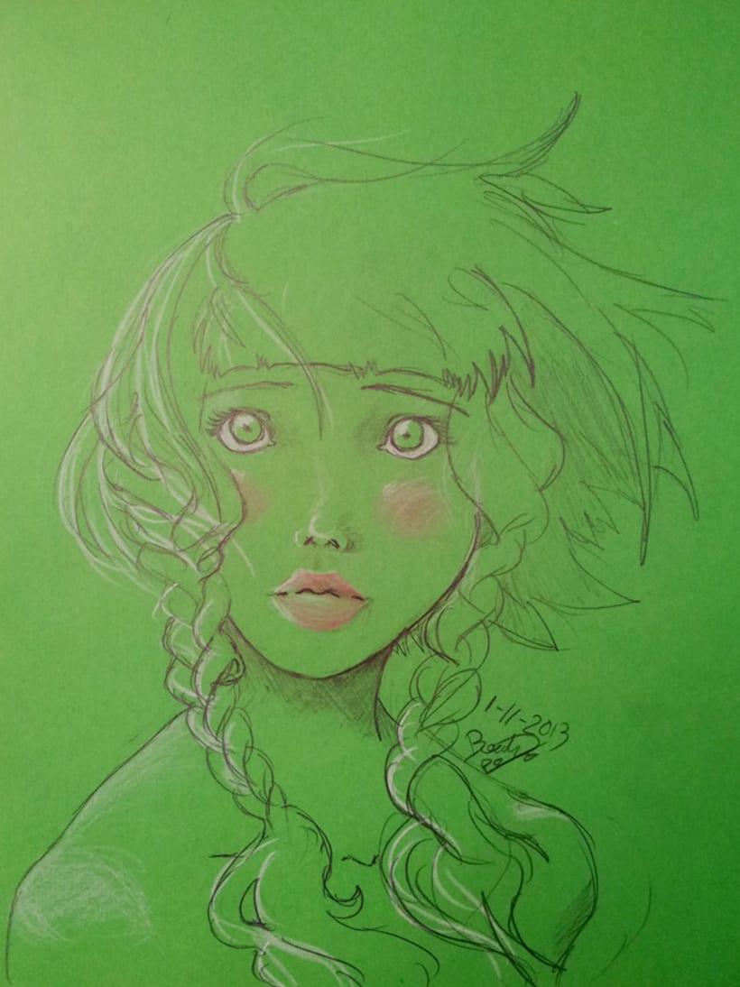 Serie de Ilustraciones Color 2