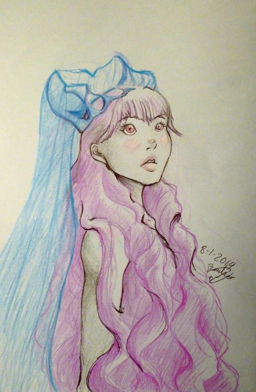 Serie de Ilustraciones Color 3