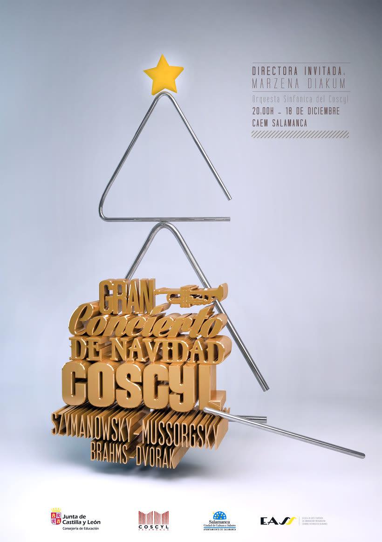Cartel Coscyl Navidad 2014 0