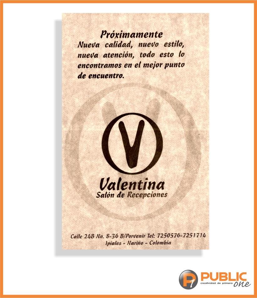 VOLANTES 4