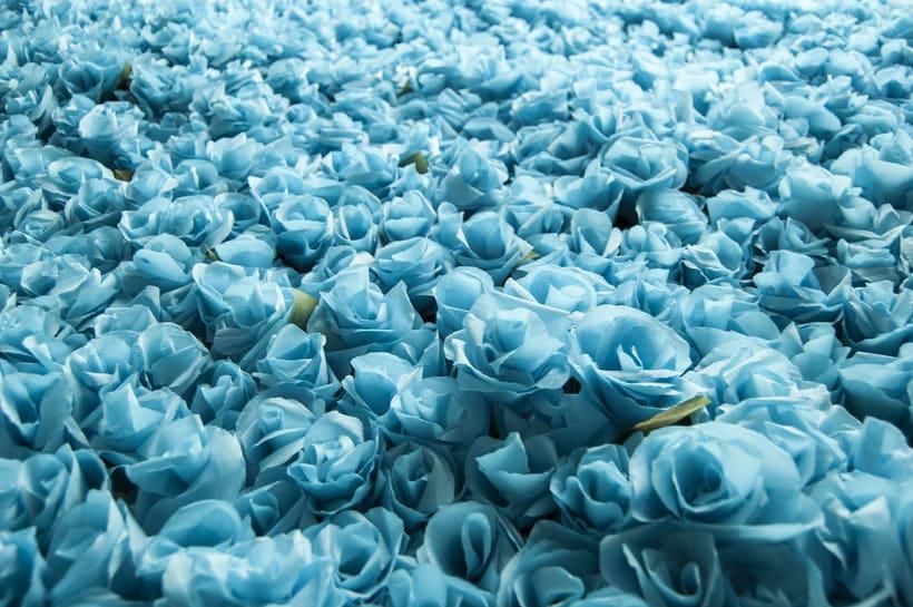 3000 Sant Jordi Folded Flowers 0