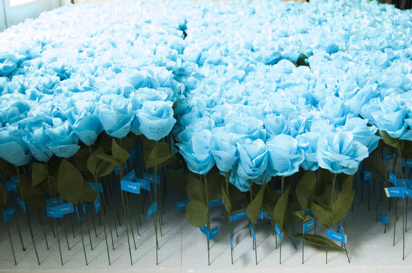 3000 Sant Jordi Folded Flowers 5
