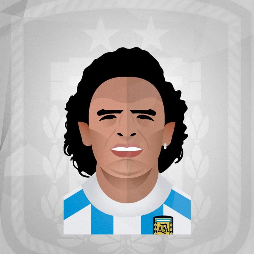 Magos (Maradona, Cruyff, Ronaldinho, Zidane, Pirlo, Kiko & Arda) 0