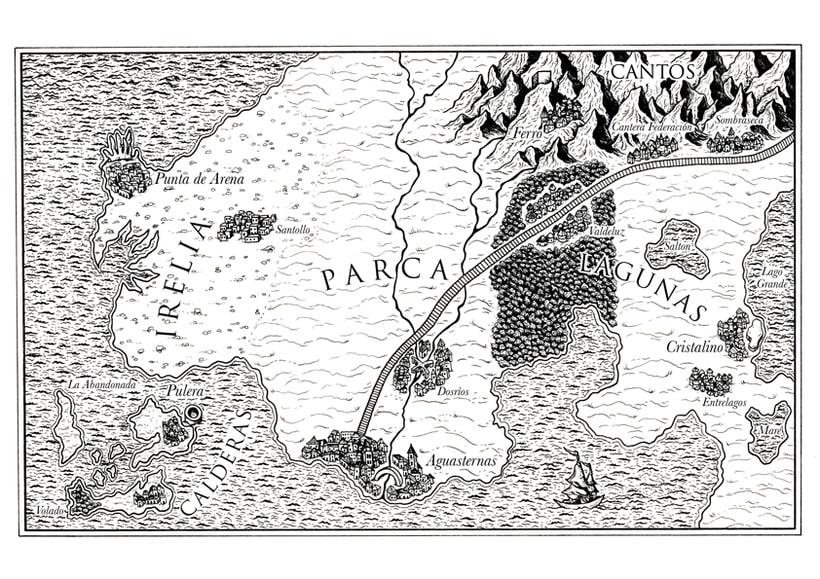 """Mapa para """"El final del duelo"""" 0"""