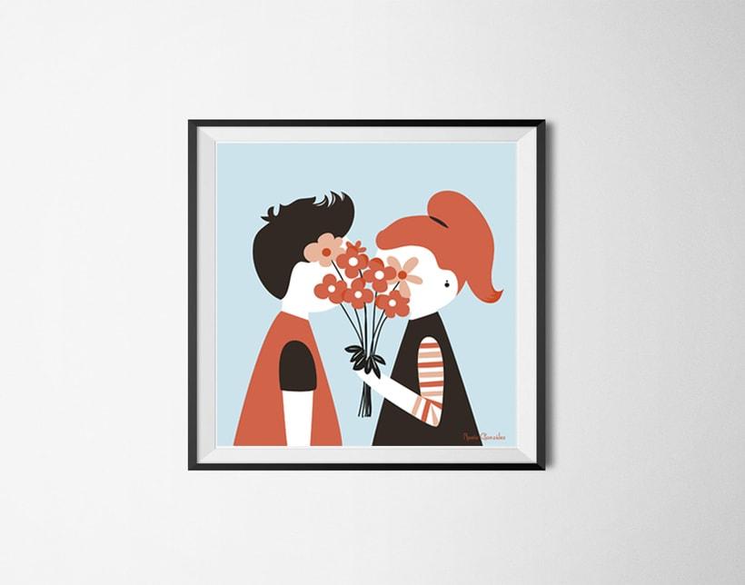 Ilustración San Valentín 0