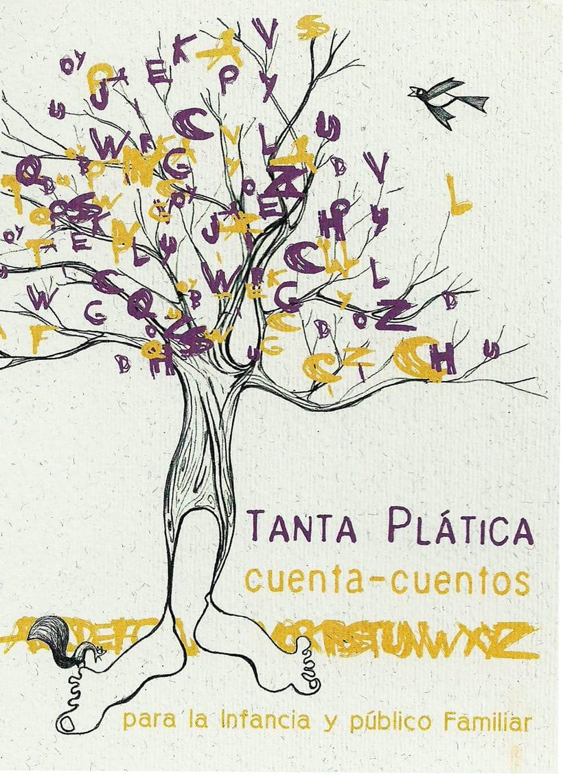 Tanta Platica // Tarjeta 1