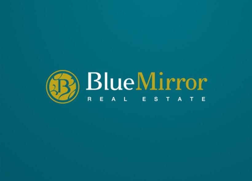 diseño de logotipo y papelería básica para una empresa inmobiliaria ubicada en la localidad alicantina de Jávea. 0