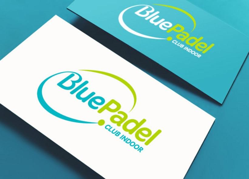 Nombre y diseño de logotipo para un club de padel ubicado en un polígono industrial en Colmenar Viejo (Madrid). -1