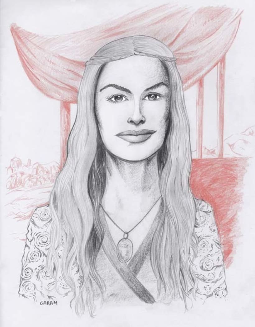 Game of Thrones Portraits 0