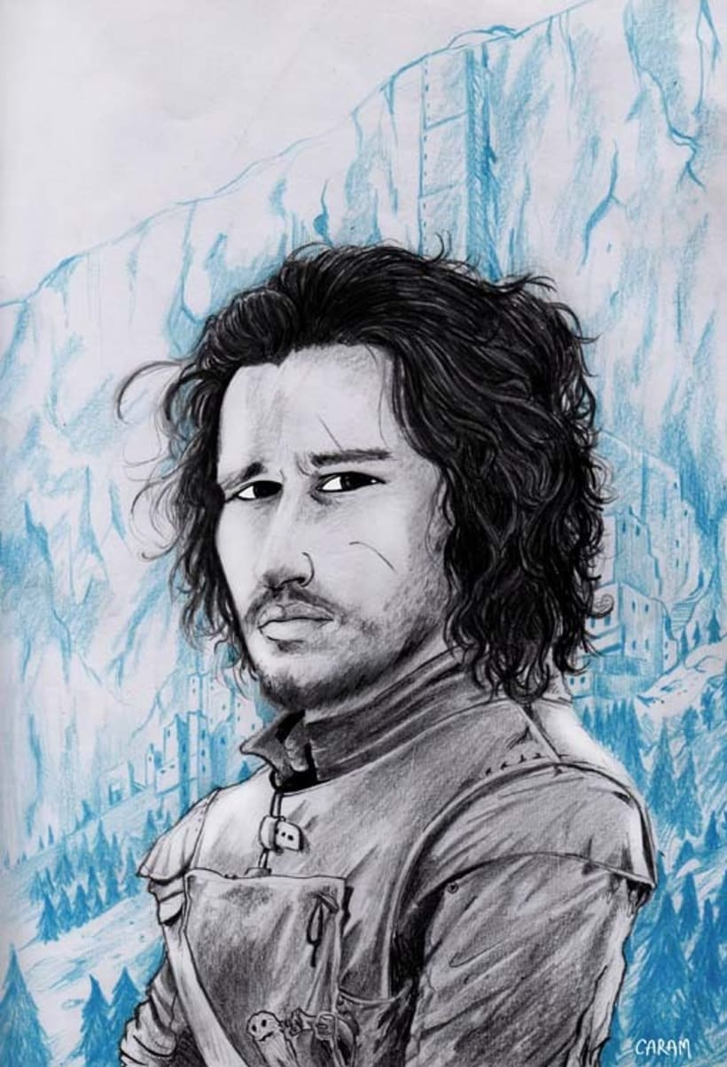 Game of Thrones Portraits 3