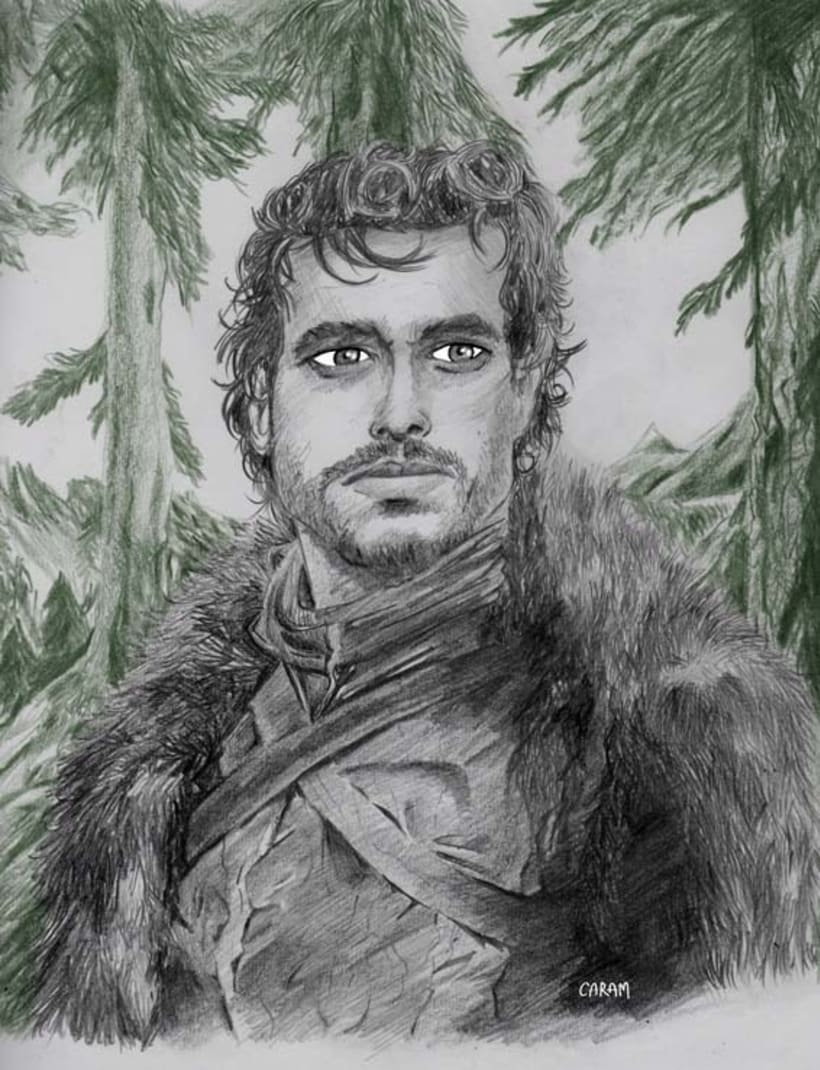 Game of Thrones Portraits 6