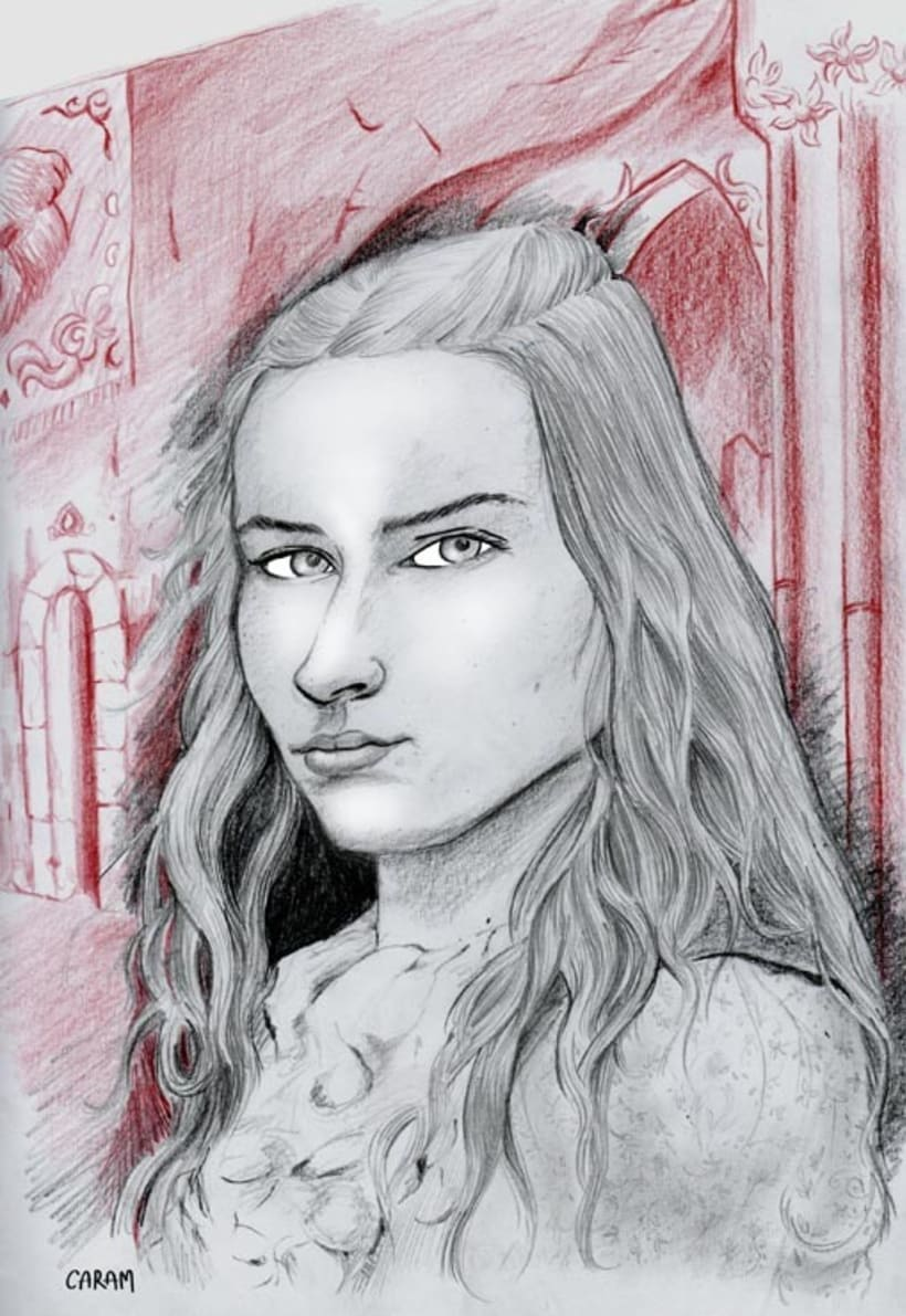 Game of Thrones Portraits 7