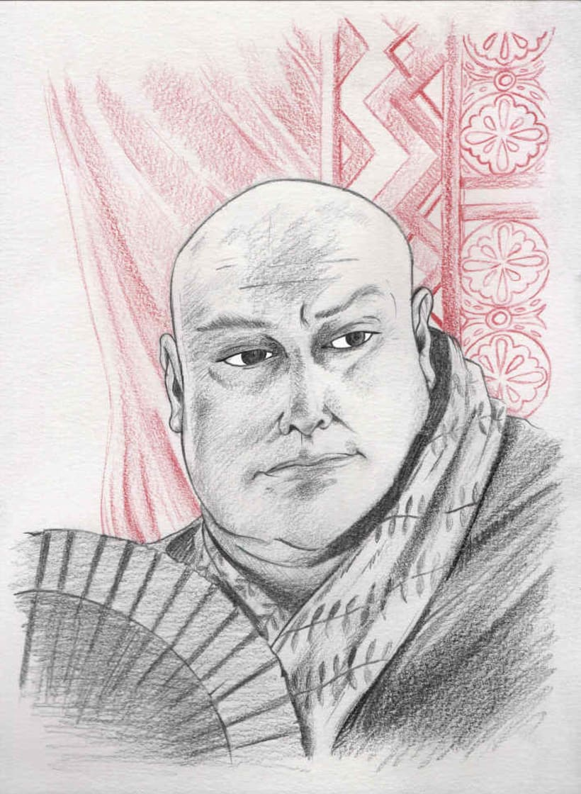 Game of Thrones Portraits 9