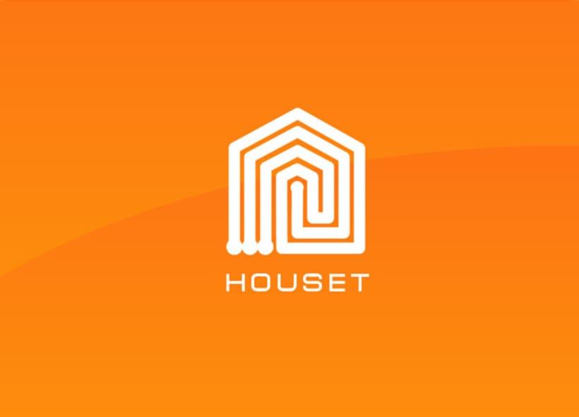Houset es el nombre de una firma que ofrece soluciones de domótica en el hogar y la oficina, controlando de manera simplificada los sistemas de calefacción, seguridad, luces, persianas, cortinas motorizadas, sistemas de riego, etc... -1