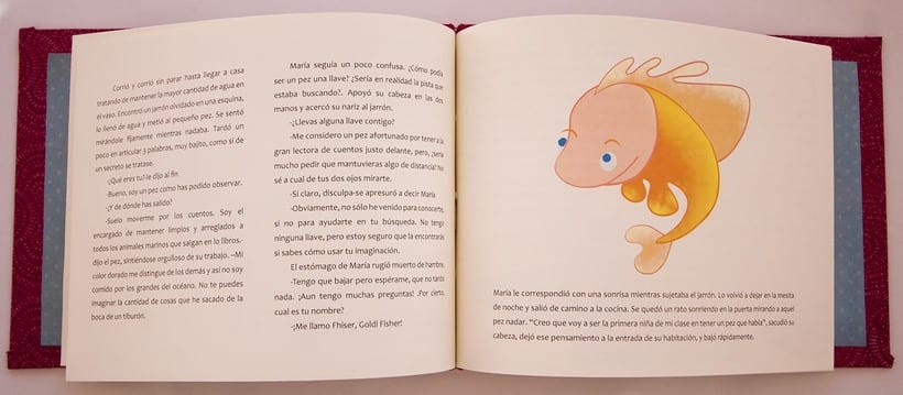"""""""Para muestra un cuento"""" es un proyecto personal que consiste en cuentos personalizados para todos los públicos y edades. 1"""