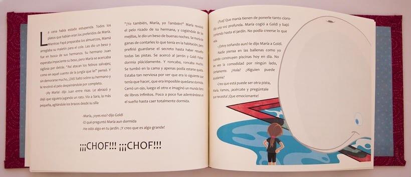 """""""Para muestra un cuento"""" es un proyecto personal que consiste en cuentos personalizados para todos los públicos y edades. 2"""