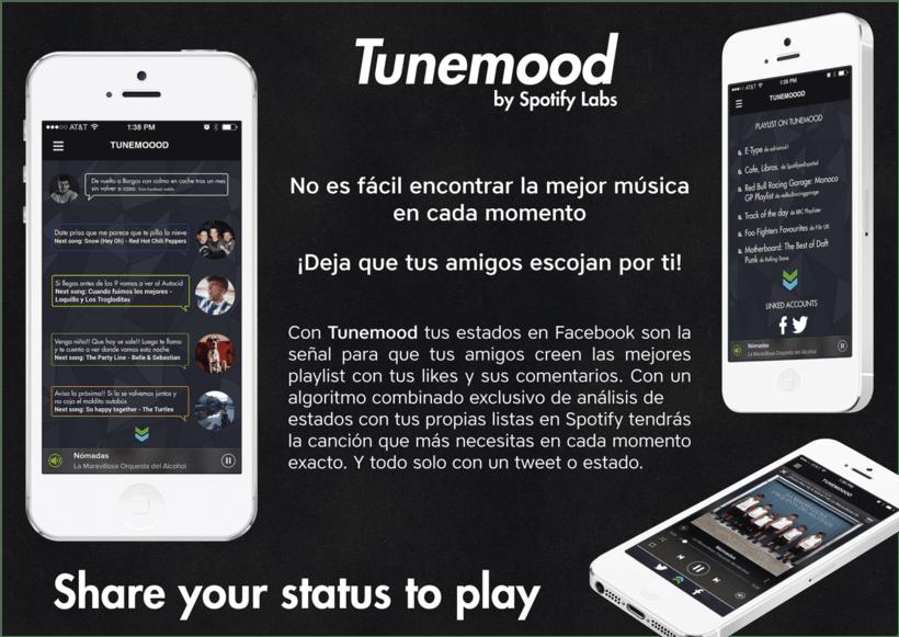 Tunemood para Spotify Labs -1