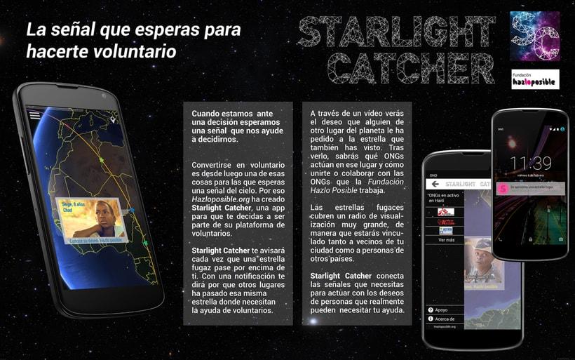 Starlight Catcher para la Fundación Hazloposible 1