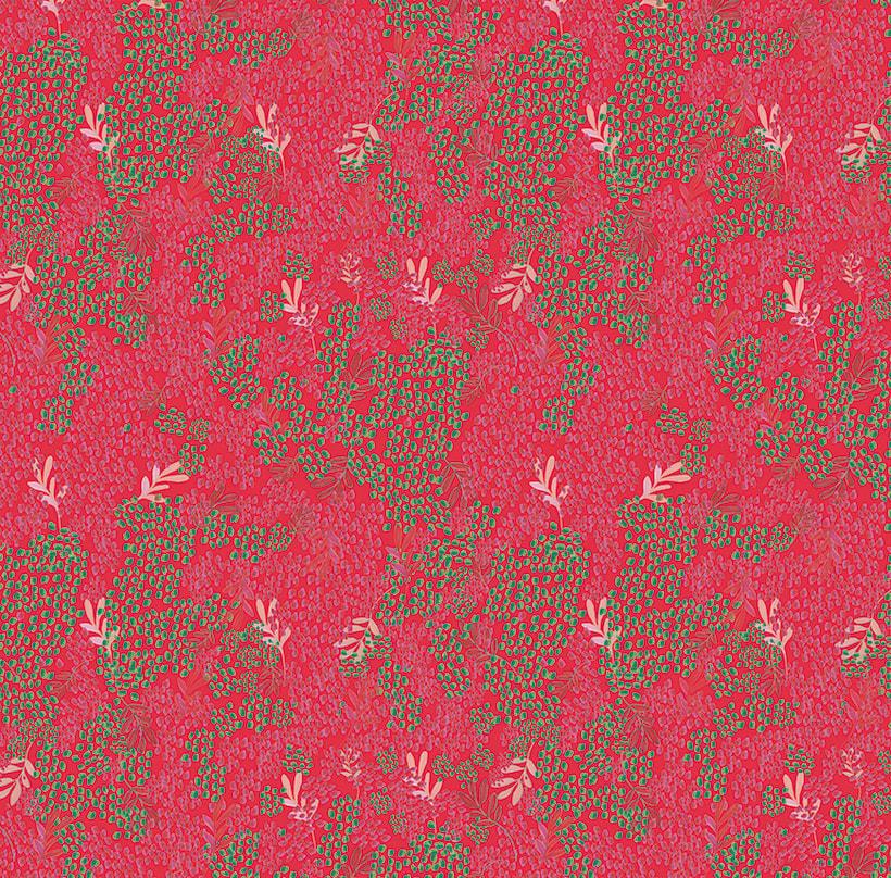 Pattern inspiración japonesa  1