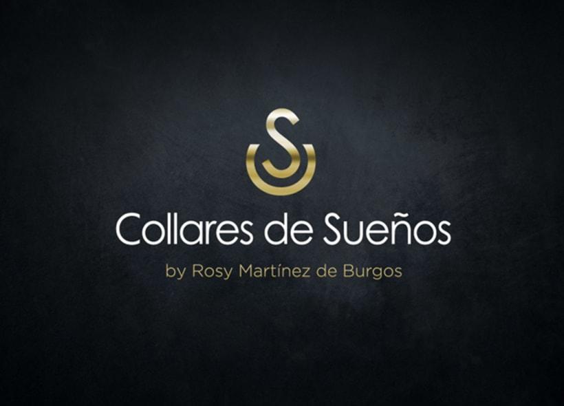 Collares de sueños es la marca de la diseñadora madrileña Rosy Martínez de Burgos. Se trata de collares artesanales que mezclan metales, cristales naturales, resinas y piedras semipreciosas, creando combinaciones muy elegantes y originales. -1