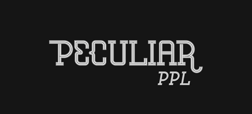 Lettering for Peculiar PPL 3