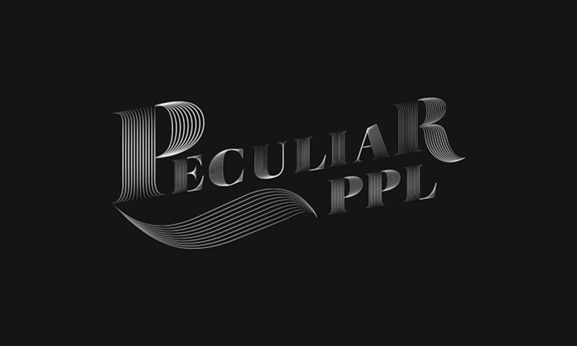 Lettering for Peculiar PPL 5