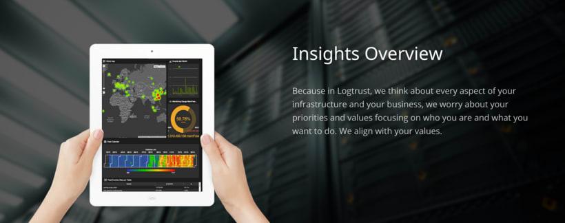 Diseñadora - Maquetadora Web en logtrust 0