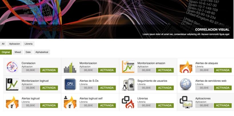 Diseñadora - Maquetadora Web en logtrust 6