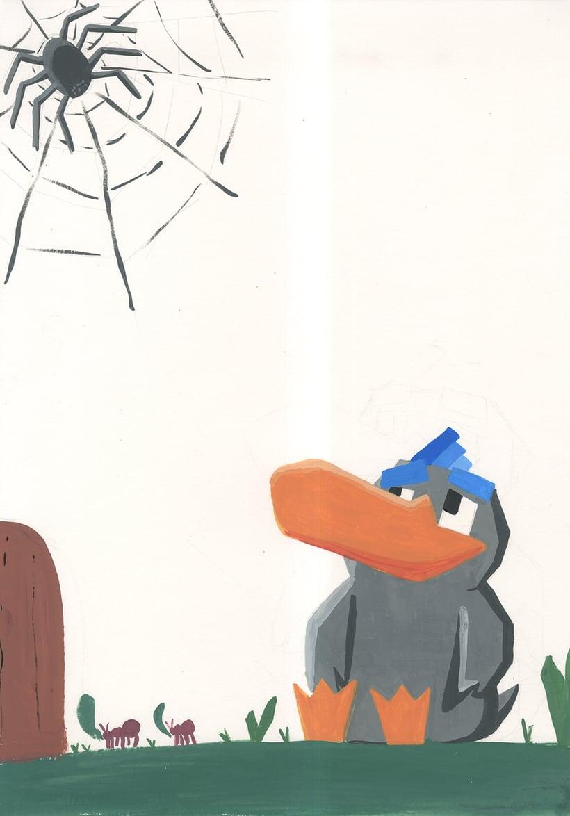 Ilustración infantil -1