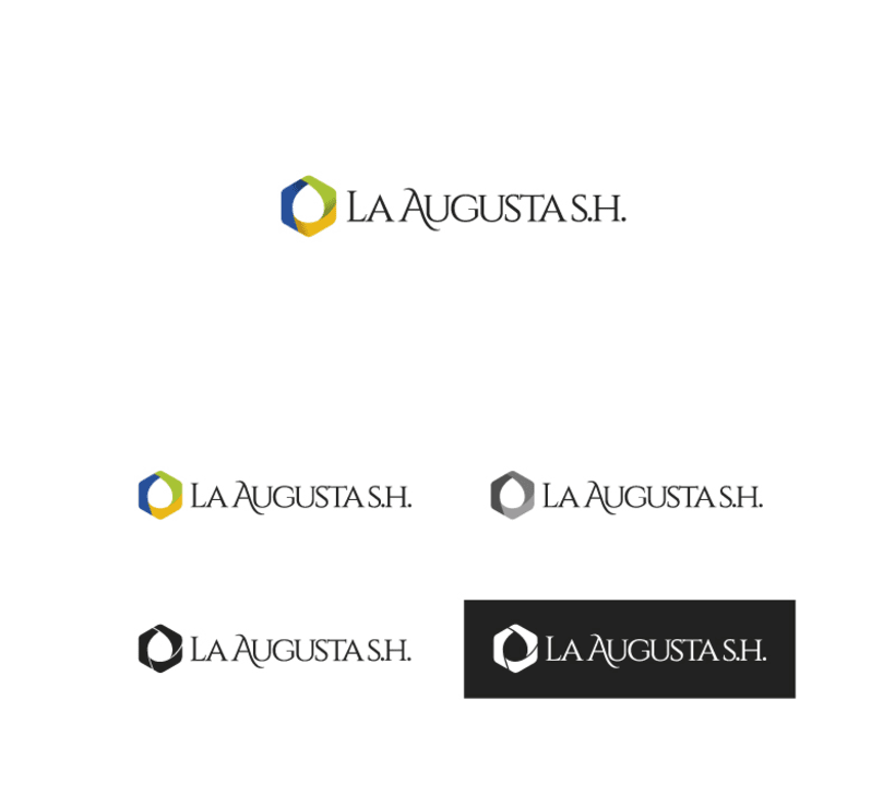 La Augusta S.H. - Branding 1