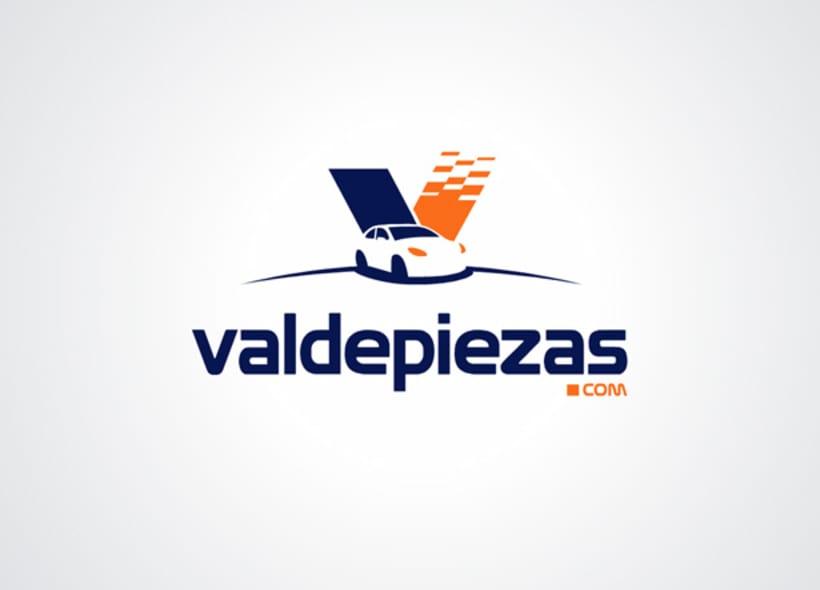 Valdepiezas es una empresa de reciclaje de vehículos que se encargan de la recogida y descontaminación de vehículos. -1