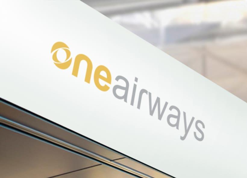 """Oneairways es el nombre de una compañía aérea española """"Low-Cost"""" que opera principalmente entre España, Latinoamérica y el arco mediterráneo. -1"""
