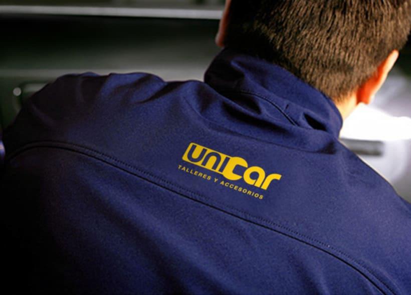 Unicar es el nombre de un taller-tienda ubicado en Sevilla donde se puede adquirir cualquier tipo de recambio o complemento para el automóvil así como realizar cualquier tipo de servicio de taller. -1