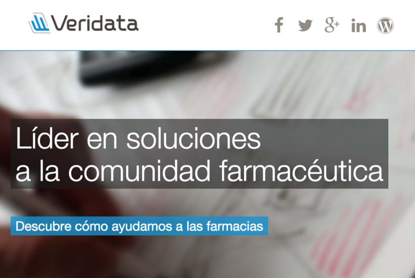 Desarrollo del front end de aplicaciones web de comercio electrónico y trabajo colaborativo en Veridata -1