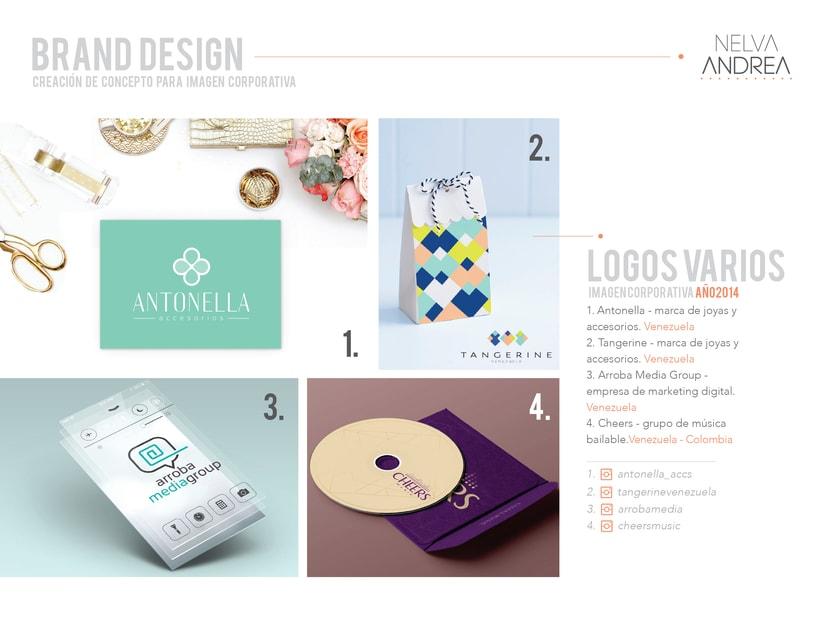 Logos - Branding 1