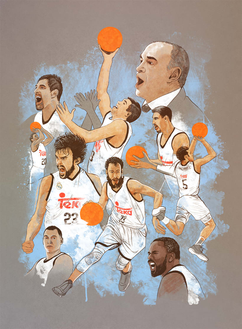 Baloncesto Real Madrid 2015 0